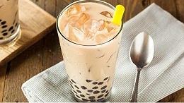 秋天的第一杯奶茶你喝了吗?