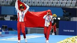 东京奥运会落下帷幕,但拼搏仍在继续