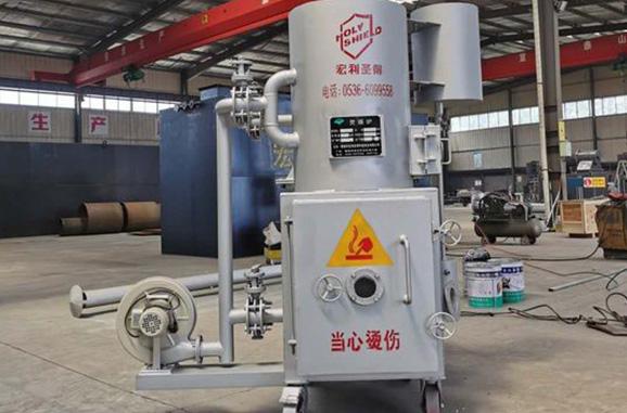 高温热解气化技术