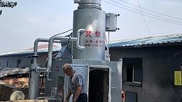 为什么泰州恒星使用的工业垃圾焚烧炉,只愿意选宏利圣得