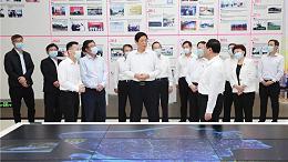 全国人大执法检查组在上海检查固体废物污染环境防治法实施情况