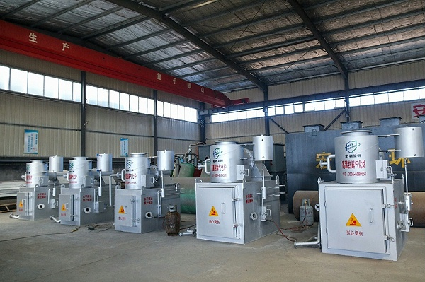 工业垃圾焚烧炉,工业固废垃圾处理