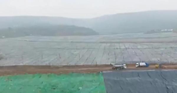 西安-江村沟垃圾填埋场
