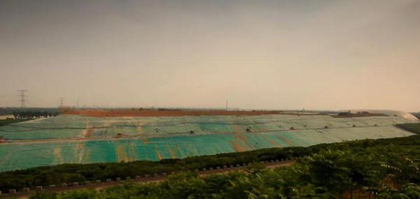 北京-大兴区安定生活垃圾填埋场