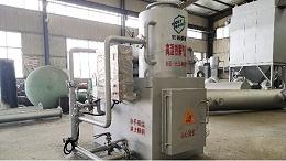 用这款小型生活垃圾焚烧炉,大力推进农村人居环境的改善