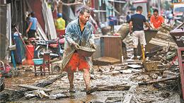 宏利直击:湖北随县洪灾过后柳林重建,垃圾又该如何妥善处理