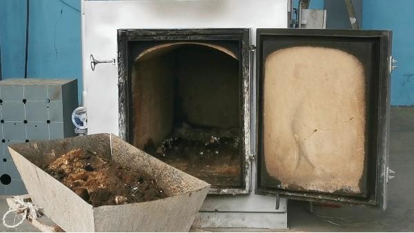 垃圾焚烧炉,垃圾焚烧残渣,环保焚烧炉